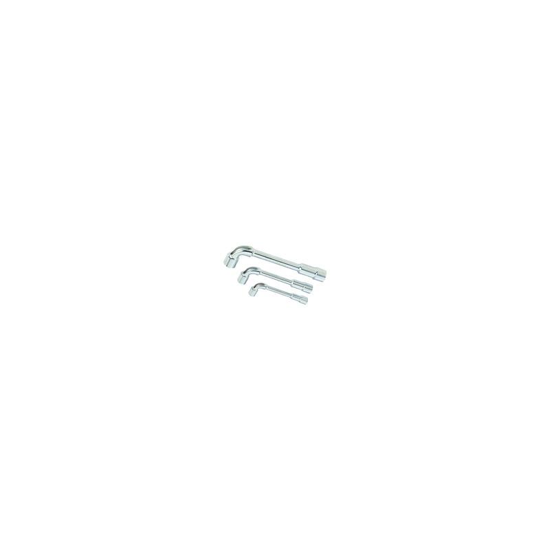 Clé à pipe débouchée Métrique 12x6 Pans 1080