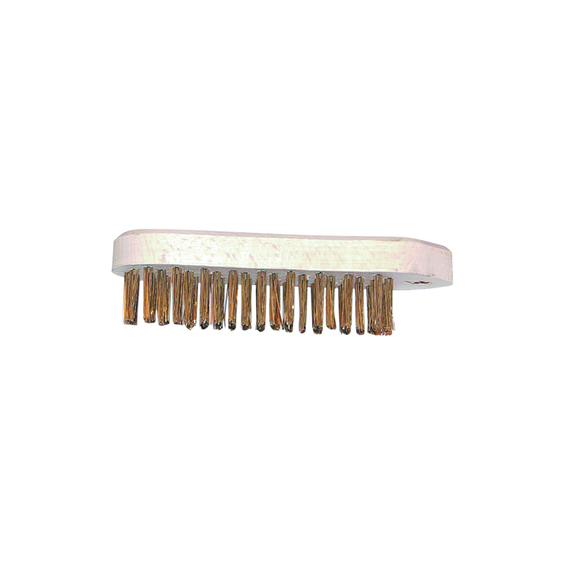 Brosse violon 5 rangs metal 186x56mm