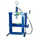 Presse hydraulique etabli 10t 2 montants