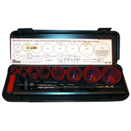 COFFRET MAINTENANCE SCIE BIMETAL