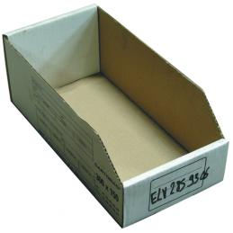 Boite de rangement carton 300x150mm