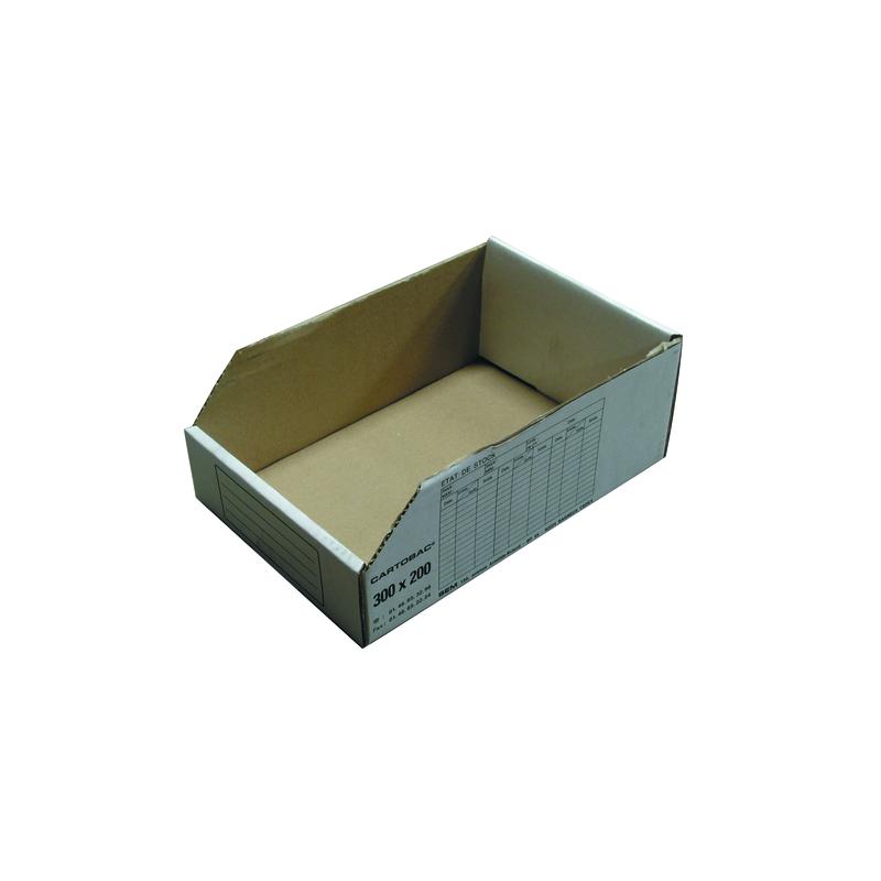 Boite de rangement carton  300x200mm