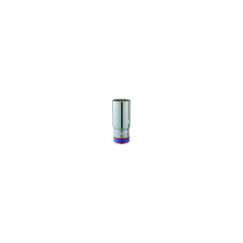 """Douille Métrique 1/2"""" (12,,7mm) Longue 29 mm"""