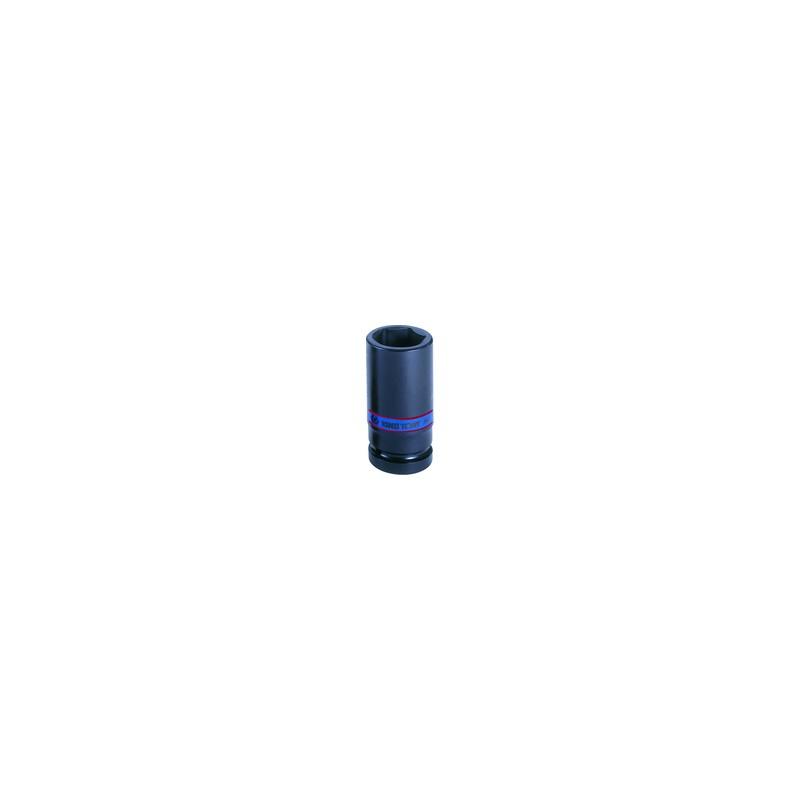 """Douille à chocs Métrique 1"""" (25,,40mm) Longue 48 mm"""