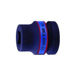 """Douille à chocs Métrique 1"""" (25,,40mm) Standard 19 mm"""