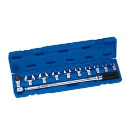 Coffret de clé à déclenchement 14x18mm - 11 pièces