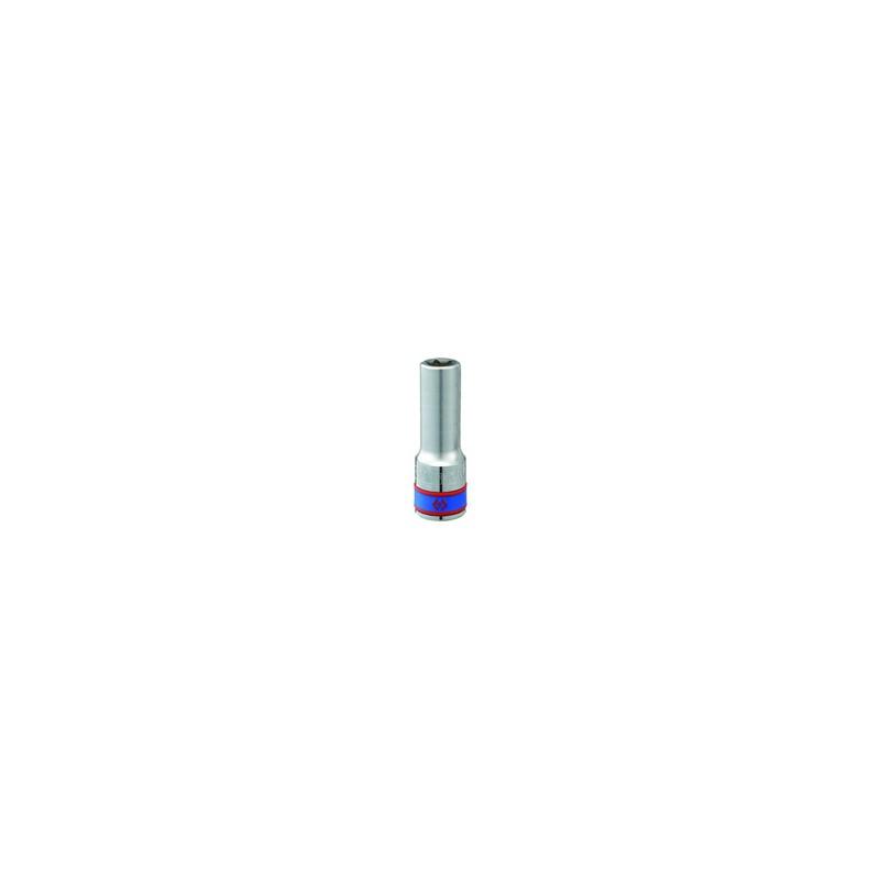"""Douille Pour vis mâles Torx 1/2"""" (12,,7mm) Longue E18"""