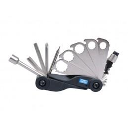 Kit de réparation pour vélo - 17 pièces