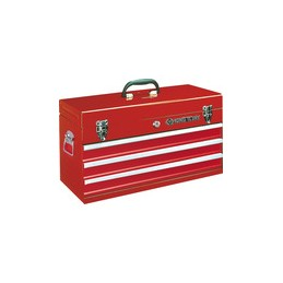 Coffre métallique transportable