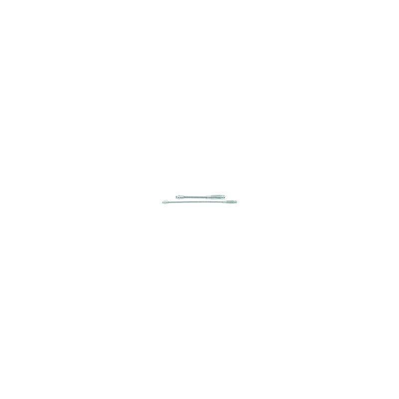 """Rallonge 1/4"""" (6,,35mm) Flexible 450 mm"""