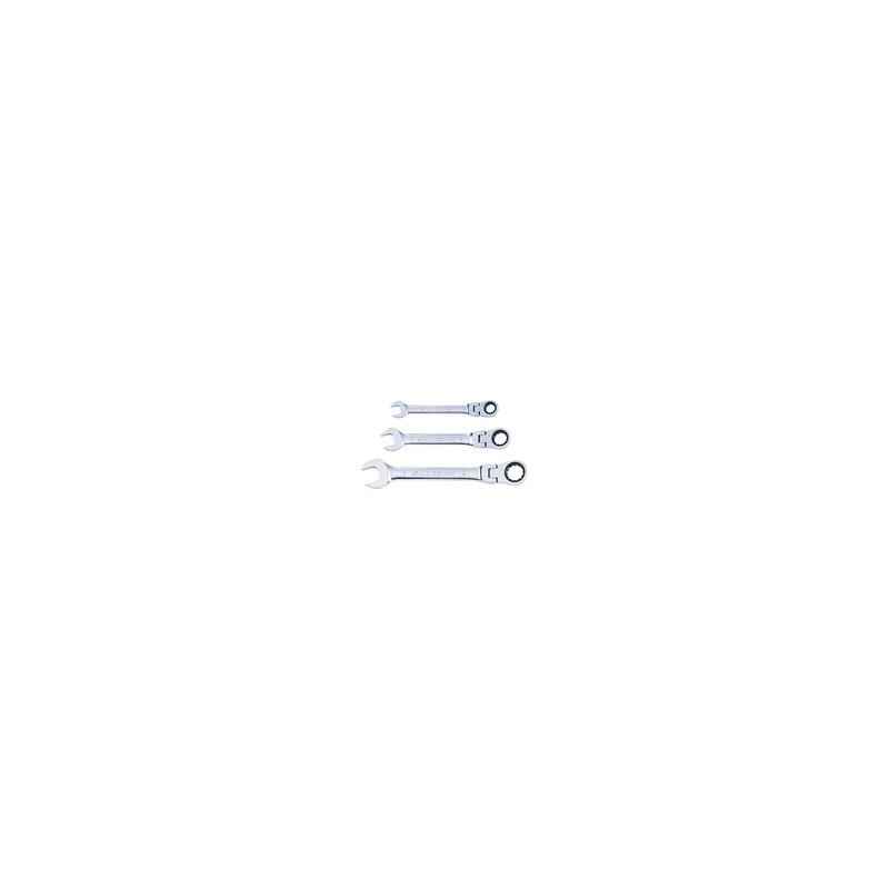 Clé mixte à cliquet Métrique   13 mm