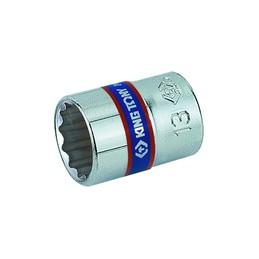 """Douille Métrique 1/4"""" (6,,35mm) Standard 10 mm"""