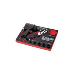 """Module Mousse clé à chocs 1/2"""" - Cliquet pneumatique et accessoires"""