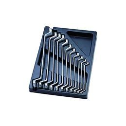Thermoformé de clés polygonales - 11 pièces