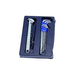 Thermoformé de clés mâles et clé à filtre - 10 pièces
