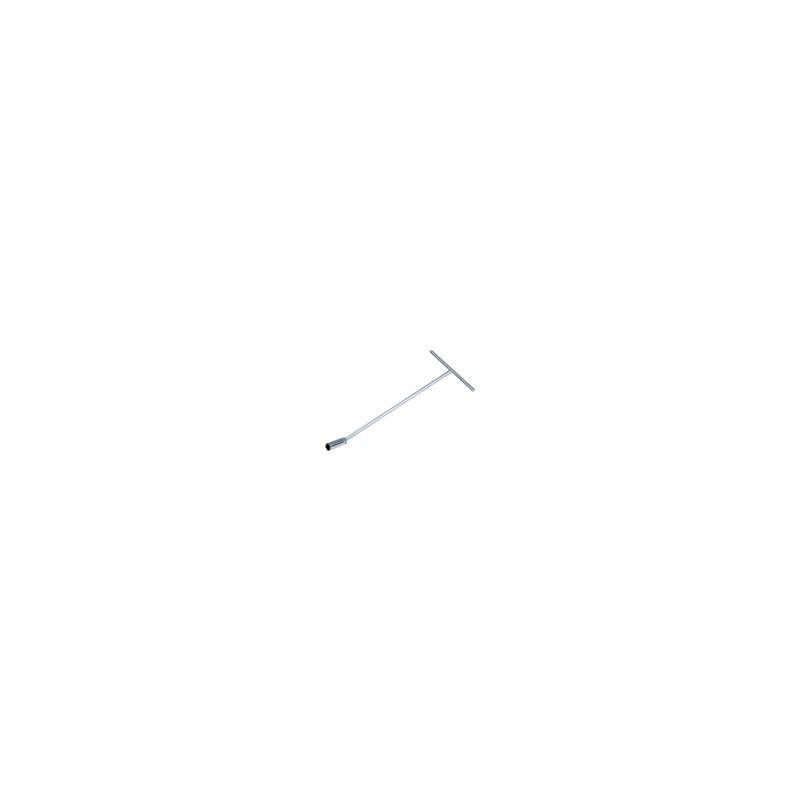 Clé en T douille bougie incorporée Métrique   16 mm