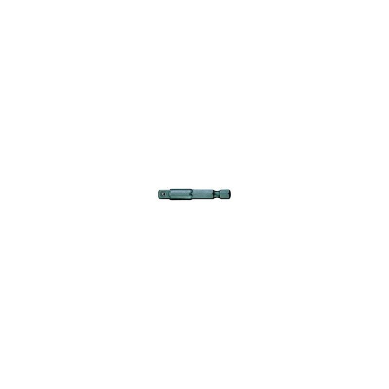 """Porte douille avec bille de sécurité    1/4"""" (6,,35mm)"""
