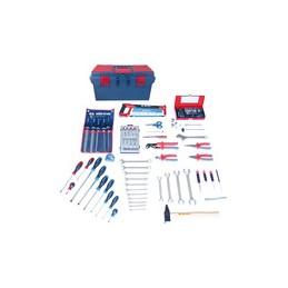 Caisse à outils Réfrigération - Climatisation - 112 pièces