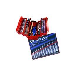 Caisse à outils complète - 98 pièces