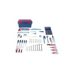 Caisse à outils Services Généraux bâtiment - 68 pièces