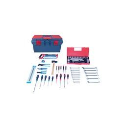 Caisse à outils Electrité-Electromécanique - 71 pièces