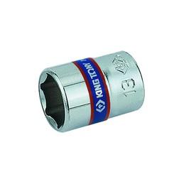 """Douille Métrique 1/4"""" (6,,35mm) Standard 8 mm"""