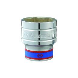 """Douille Métrique 1/2"""" (12,,7mm) Standard 34 mm"""