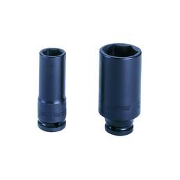 """Douille à chocs Métrique 3/8"""" (9,,53mm)  6 mm"""
