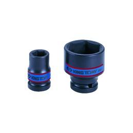 """Douille à chocs Métrique 1/2"""" (12,,7mm) Standard 38 mm"""