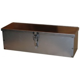 CAISSE A OUTILS 420X130X130 TOLE PLIEE/SOUDEE