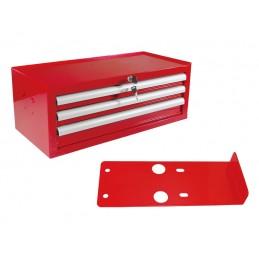 Coffre 3 tiroirs pour établi Pro KT