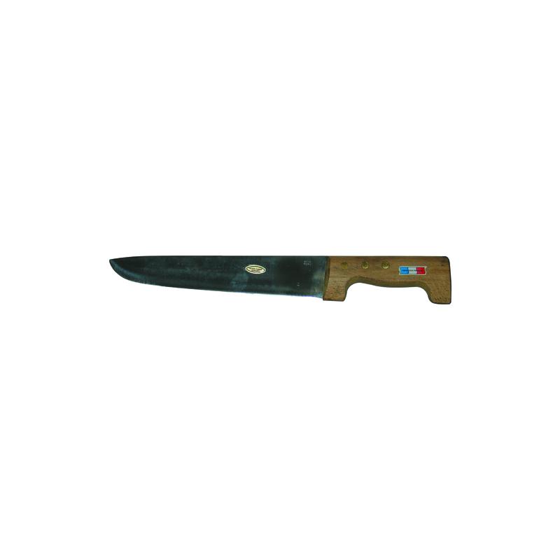 Couteau coupe choux manche hetre, longueur de la lame 250 mm