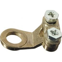 Cosse masse oeil diamètre 10mm pour cable 25-35mm²