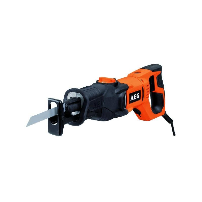 Scie électrique sabre US 900XE 900w 2 mains c.19mm   aeg