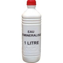 EAU DEMINERALISEE 1L