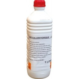 ACIDE CHLORIDRIQUE 1L