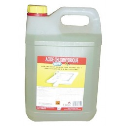 ACIDE CHLORIDRIQUE 5L
