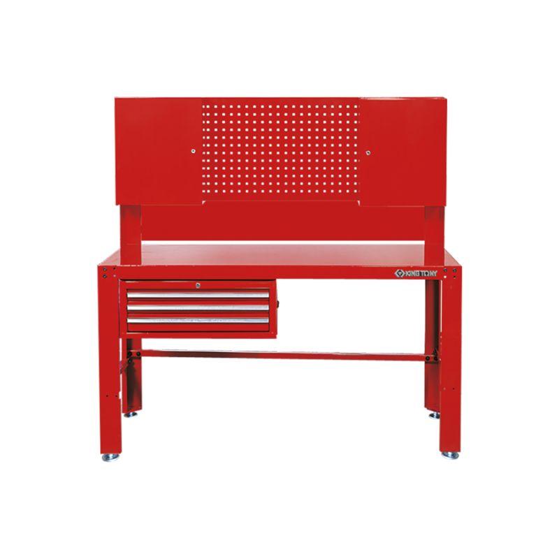 Etabli d'atelier avec Tiroirs-Panneau perforé-Armoires 87502