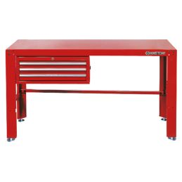 Etabli d'atelier 3 tiroirs 87502P91 King Tony