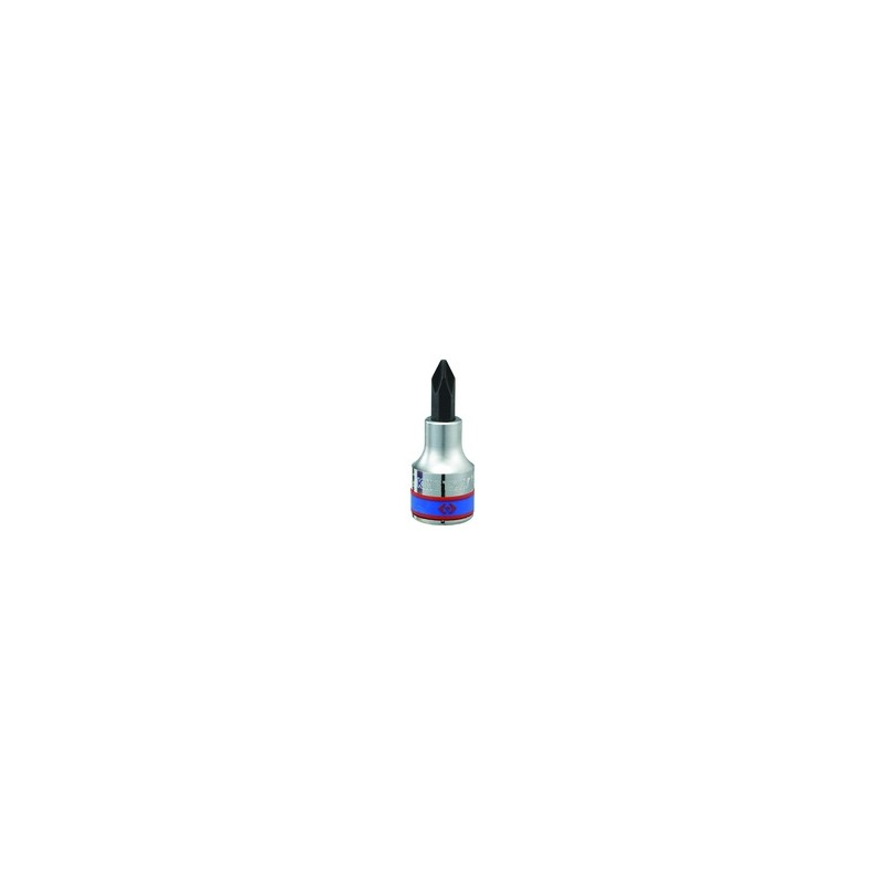 """Douille tournevis phillips  1/2"""" (12.70mm) Longueur 60mm 4021"""
