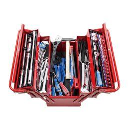 Caisse à outils complète - 69 pièces
