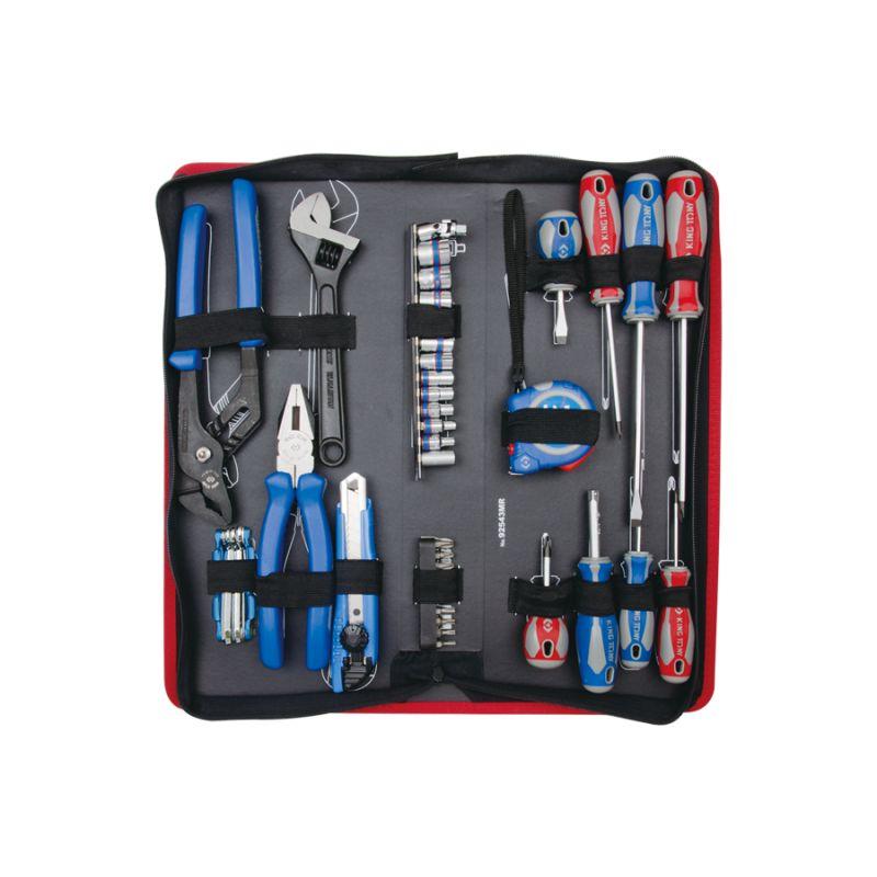 Trousse à outils complète - 43 pièces 92543MR01