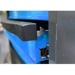 Servante modulable technicien sur roues - 6 tiroirs 874516BA 874516BA